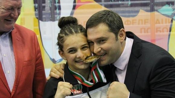 Горяна Стоева – европейска шампионка по бокс