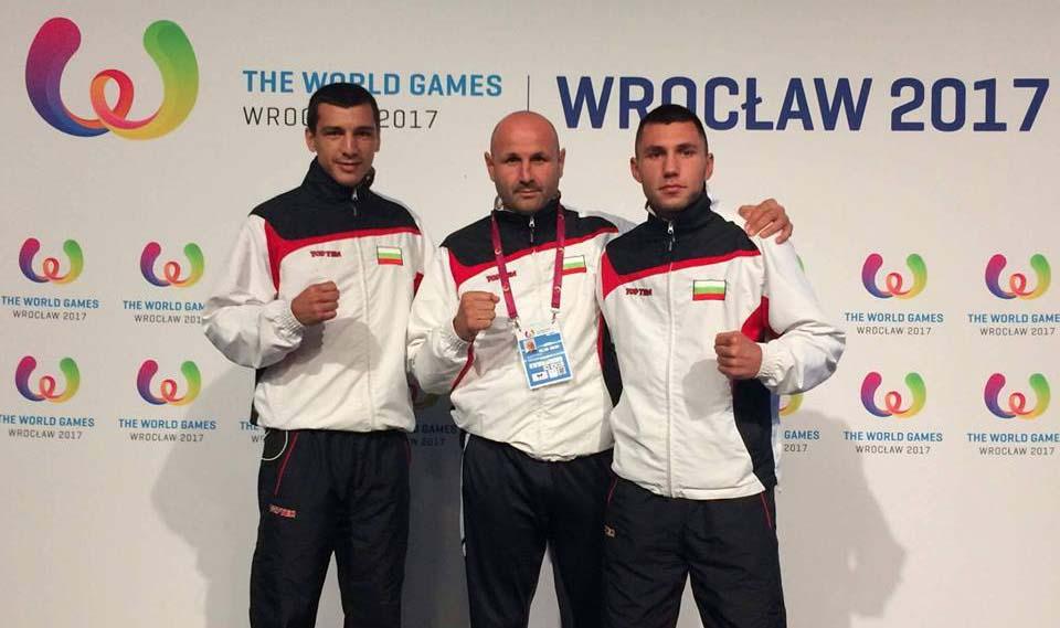 Петров и Шумаров ще представят България на световните игри в Полша