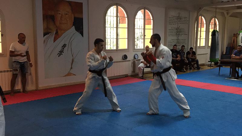 Киокушин бойци мериха сили за титулярно място в отбора на България за Световно първенство през декември (ВИДЕО)