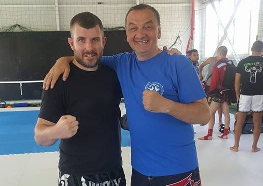 Днес рожден ден празнува треньора на националния отбор по муай тай Николай Атанасов
