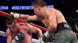 Един от най-чаканите боксови мачове завърши изненадващо (видео)