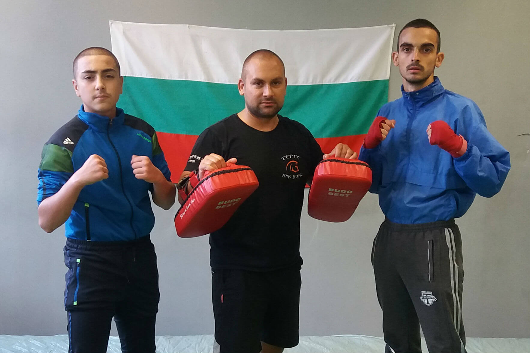 """Двама бойци на СК """"Терес"""" ще защитават честта на България на Европейското по кикбокс за кадети в Скопие"""