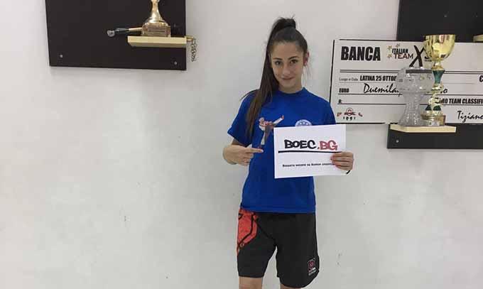 Новата европейска шампионка по кикбокс Кристина Николова за титлите, тренировките и бъдещето