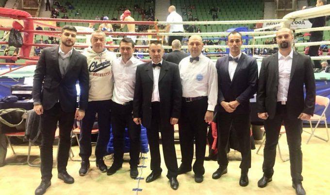 Завърши държавното отборно първенство по кикбокс в Габрово