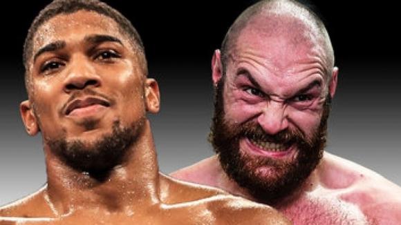 Антъни Джошуа: Готов съм да се бия с Тайсън Фюри, дори да тежи и 200 кг