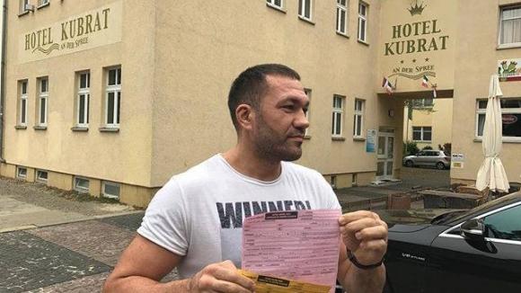Сериозен допинг контрол за Кубрат Пулев