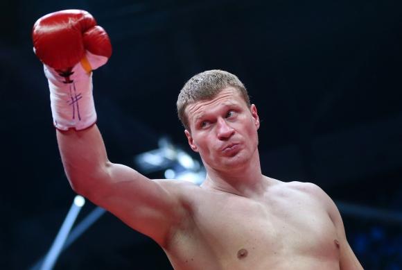 Александър Поветкин се завръща на ринга на 15 декември