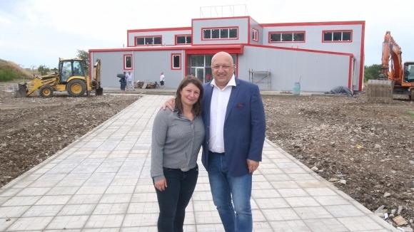 """Зала """"Станка Златева"""" ще бъде официално открита на 26 октомври"""