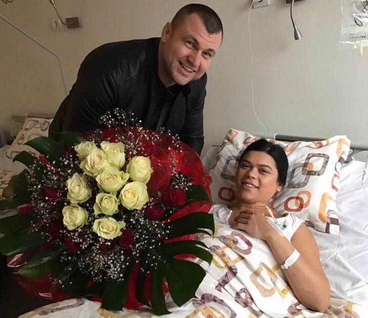 Един от най-титулуваните ММА бойци от близкото минало Виталий Бандурски стана баща