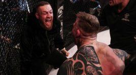 Последствия: Извадиха Конър Макгрегър от UFC 219