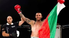 Даниел Илиев ще се бие в Китай в една от най-големите организации