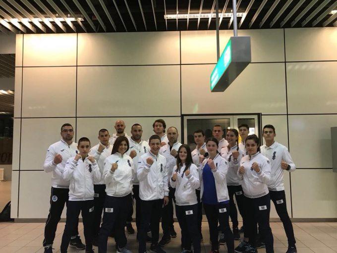 Отборът на Българска Карате Киокушин Федерация пристигна в Япония