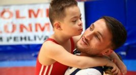 8-годишен борец със синдрома на Даун се превърна в герой в Турция и цял свят (ВИДЕО)
