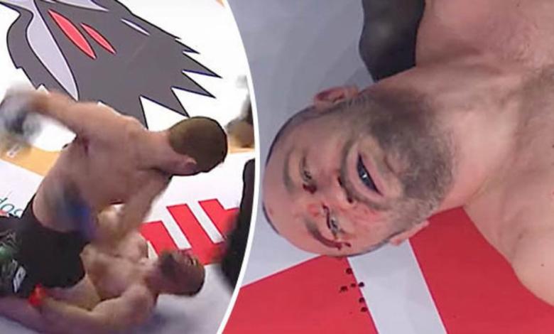Руски боец се размина на косъм от смъртта след тежък нокаут (ВИДЕО)