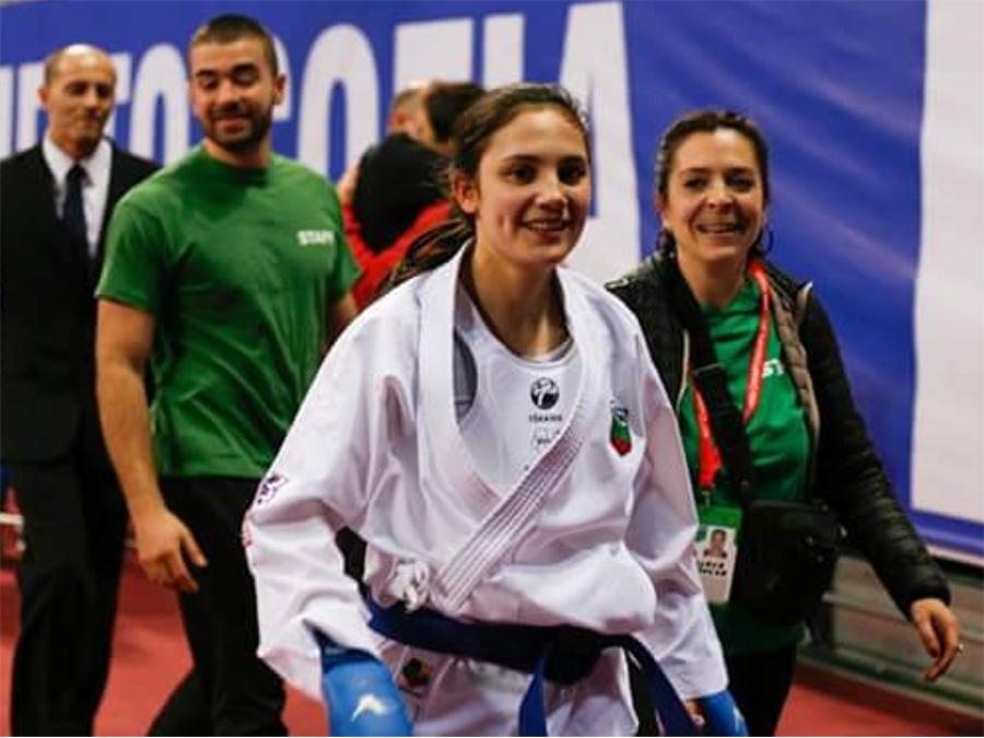 Изключителен успех за българското олимпийско карате