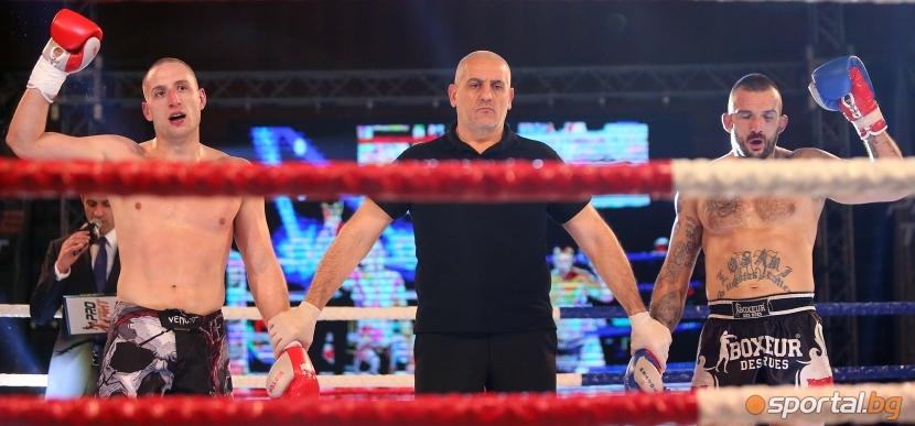 """Радо Карашев пред Boec.BG: Бабачев е боец, но само на татуси и брада! Ще го бия и на бягане по """"Стамболийски"""""""