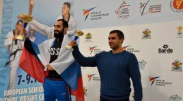 България трета в Европа по таекуон-до
