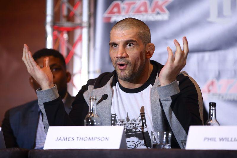 Изхвърлиха за година Джеймс Томпсън заради допинг