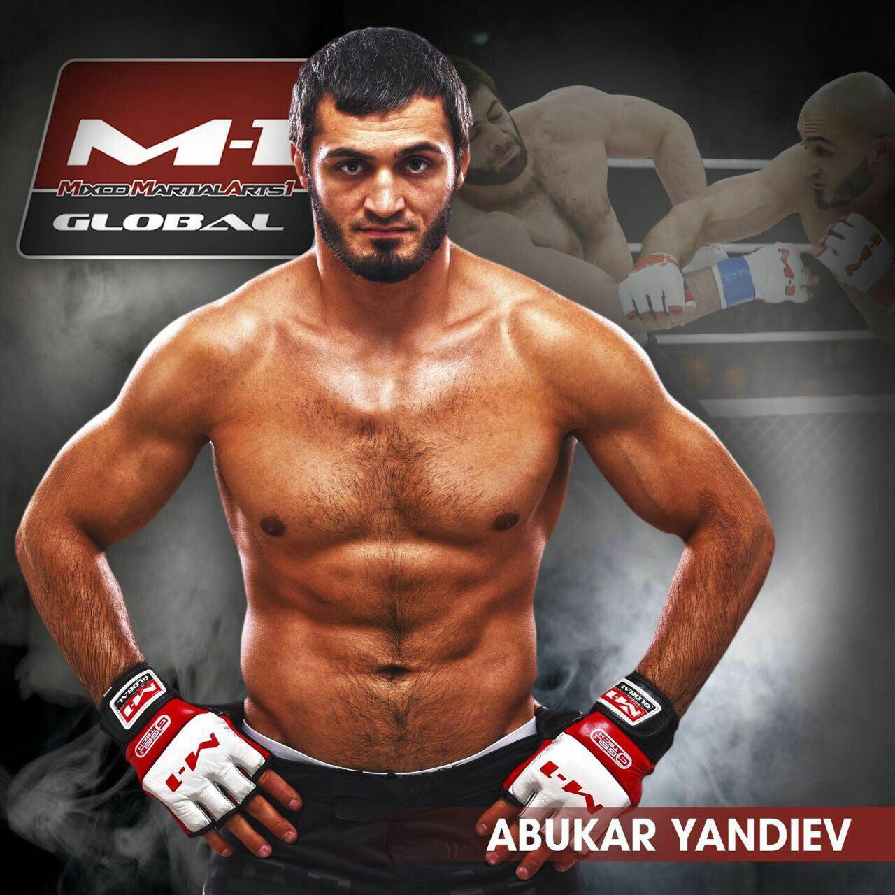 Абукар Яндиев преговаря с UFC, при провал спира с ММА