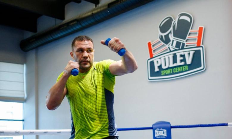 Кобрата: Здрав съм и тренирам яко, скоро мога да се бия