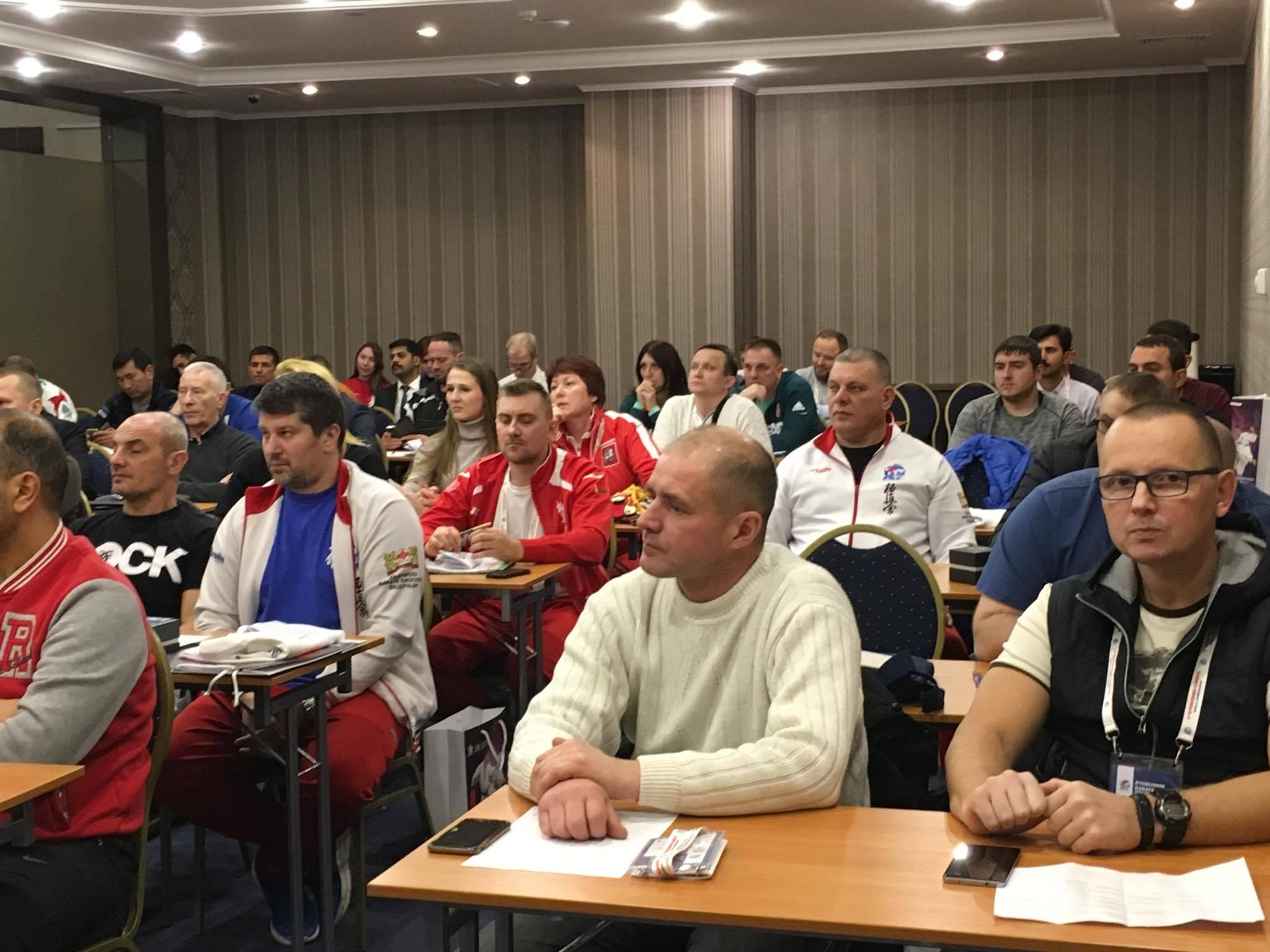 Успешен първи ден от KWU семинара за българските съдии