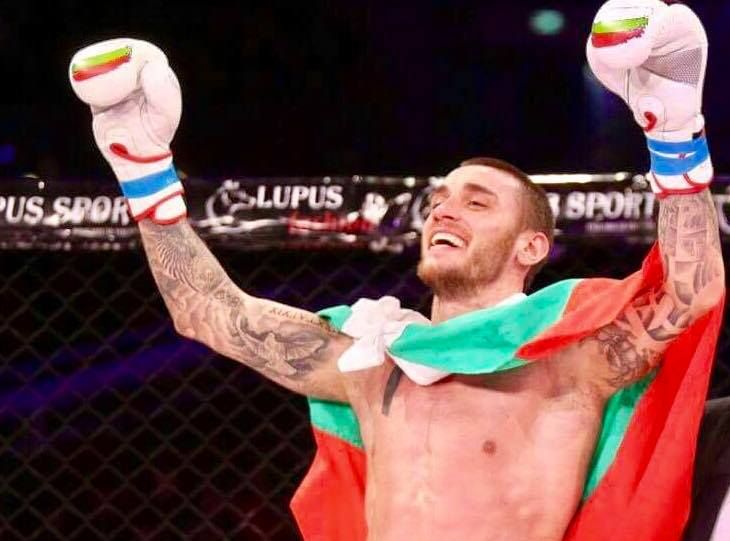 Дани Илиев с вдъхновяващо послание: И когато всичко свърши с победа, тогава осъзнаваш…