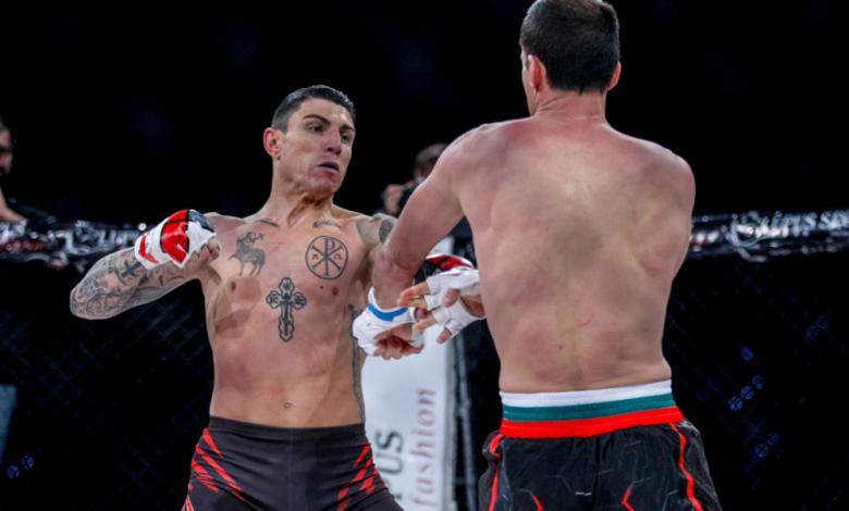 """Българският Роналдо приключи с ММА, върна се при """"женчовците"""""""