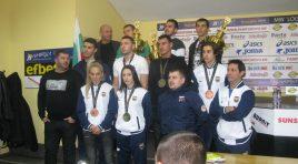 Българската конфедерация по кикбокс и муай тай награждава най-добрите бойци