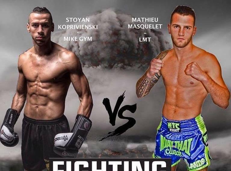 Стоян Копривленски отново излиза на ринга