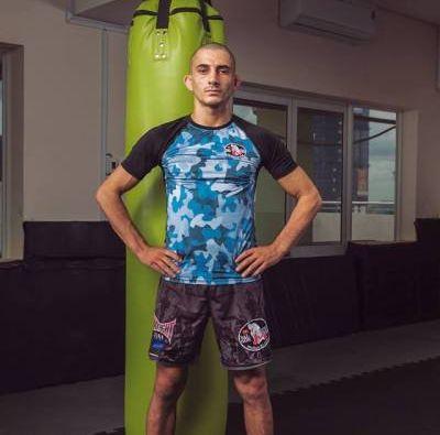 """Сотир Кичуков излиза за първа победа в """"ONE"""" срещу Южния орел"""