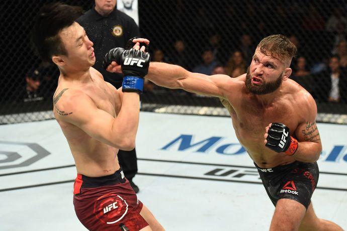 Ето как Стивънс нокаутира корейската машина Чой (ВИДЕО)