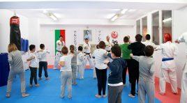 Нов Киокушин карате клуб отвори врати в Царево