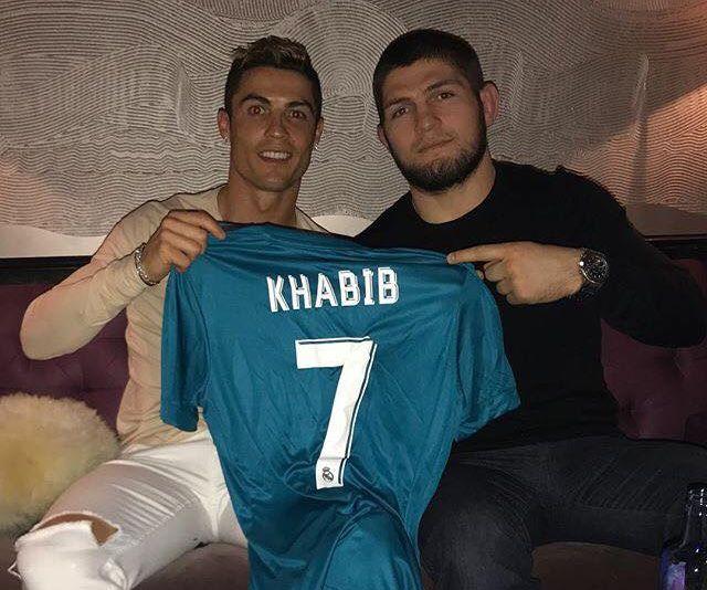 Дори Хабиб не може да опази Роналдо, страхува се за живота му