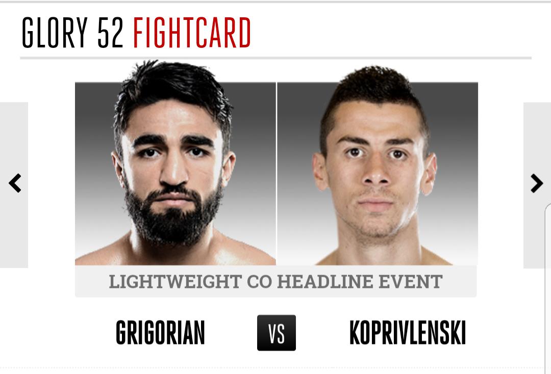 Звездата на българският кикбокс Стоян Копривленски ще се бие срещу Марат Григорян в САЩ!