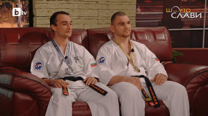 Братя Команови гостуваха в Шоуто на Слави (ВИДЕО)