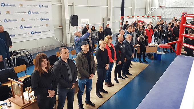Вълнуващо откриване на държавното първенство по муай тай във Варна
