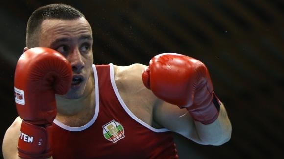 Първа българска победа на Европейските игри