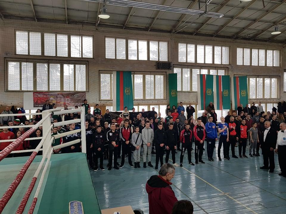 Приключи републиканското първенство по кикбокс лоу кик в Шумен