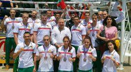 Националния отбор по муай тай се прибира днес след големия фурор в Тайланд