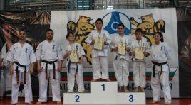 Завърши Държавното първенство по Карате Киокушин за деца до 8 и до 10 години в Русе (Снимки)