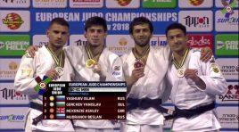 Янислав Герчев е вицеевропейски шампион по джудо!