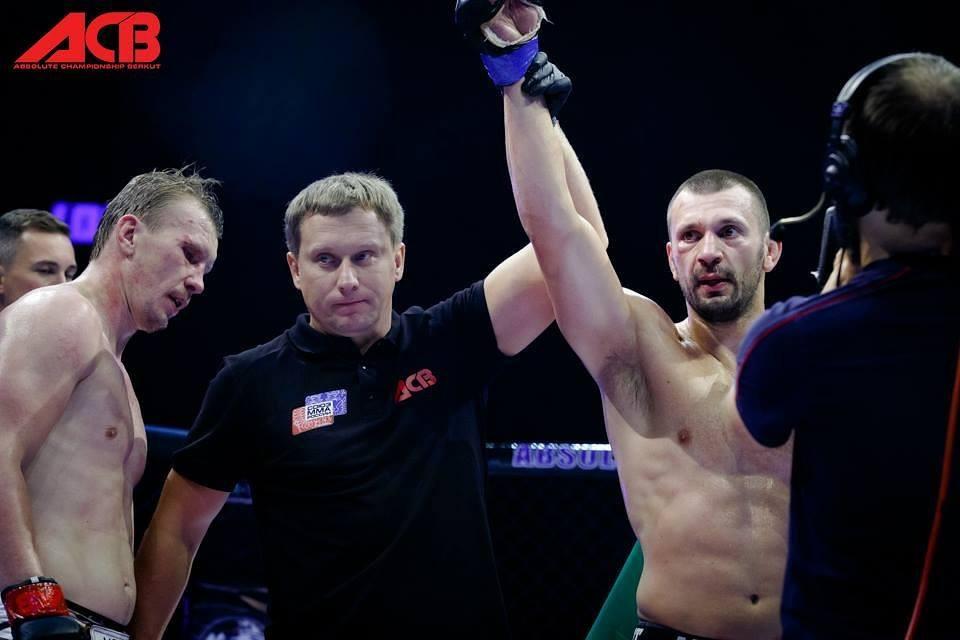 Никола Дипчиков ще се бие в ACB 85