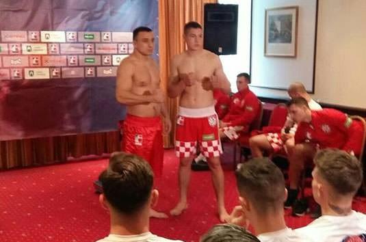 Радослав Панталеев ще се бие утре в Хърватска
