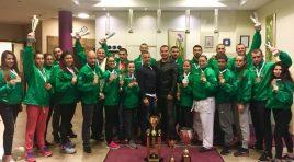 България мачка на Европейското Първенство по Шотокан Карате До в Полша 2018
