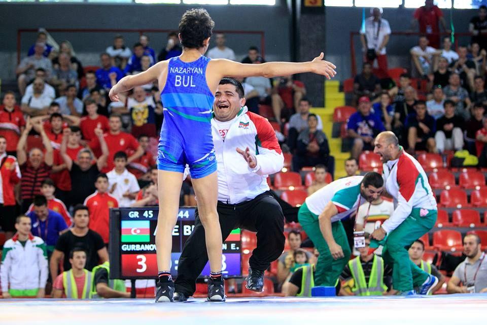 Синът на Армен Назарян стана европейски шампион!