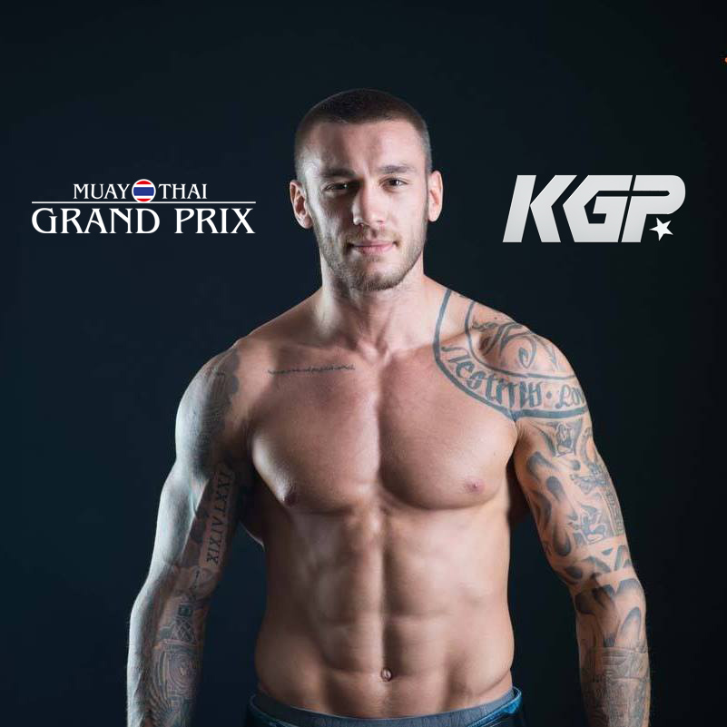 Muay Thai Grand Prix Bulgaria: Даниел Илиев