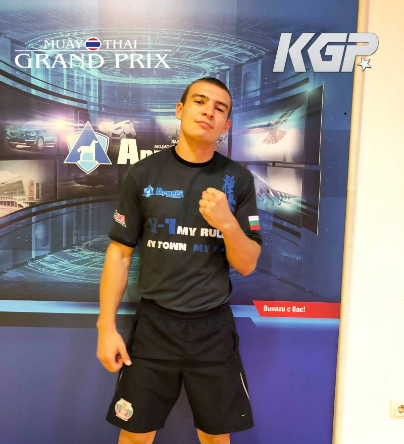 Muay Thai Grand Prix Bulgaria: Християн Корунчев