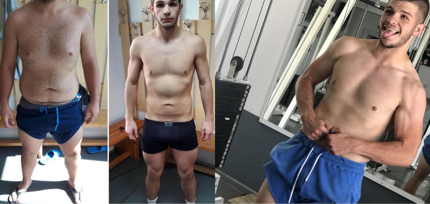 Възможно ли е да изграждам мускулна тъкан докато изгарям излишните мазнини?