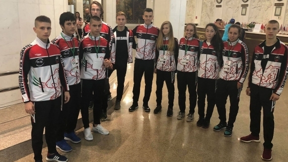 Първи медал за България от световното по таекуoн-до ITF в Минск