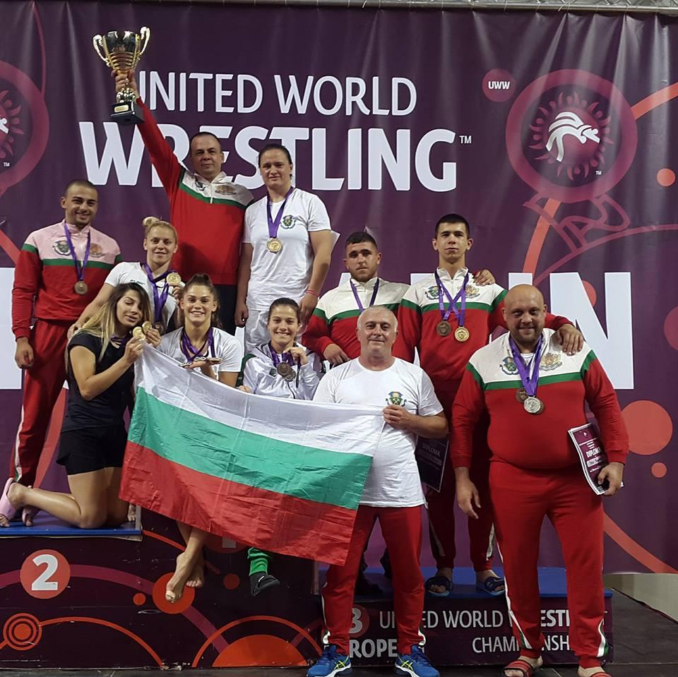 България с шестима състезатели на мондиала в неолимпийските стилове борба